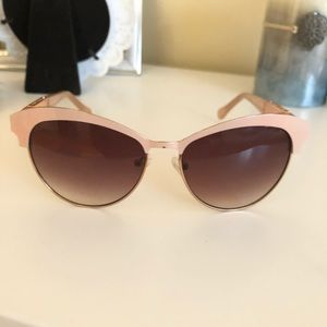 Pink Vince Camuto sunglasses